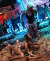 Gilley's hosts mud wrestling on the strip in Vegas   Las Vegas  Review-Journal